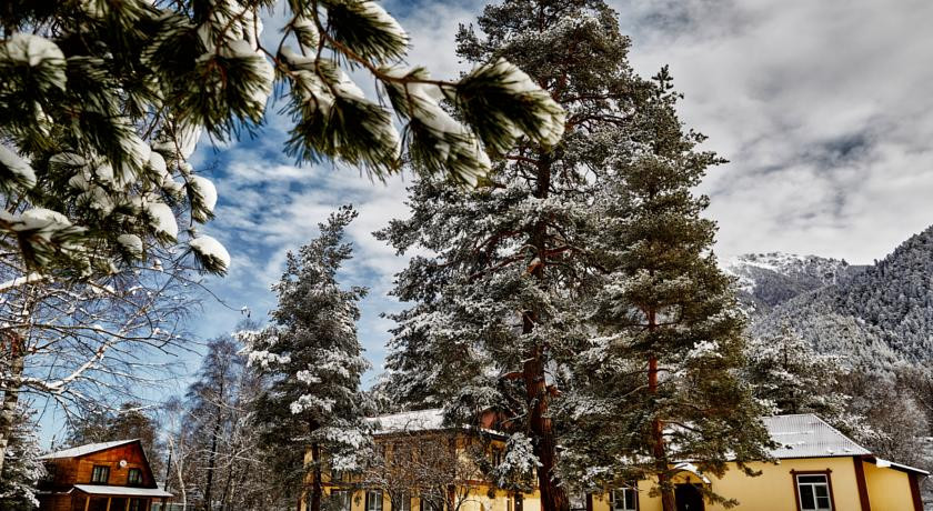 Pogostite.ru - ЧЕГЕТ ГОСТЕВОЙ ДОМ (г. Теберда, Карачаево-Черкесия) #36