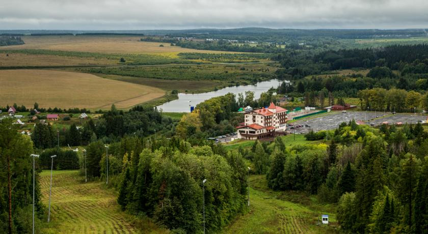Pogostite.ru - ЧЕКЕРИЛ Спорт Курорт отель   деревня Александрово   13 км от Ижевска #8