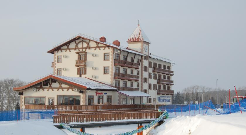Pogostite.ru - ЧЕКЕРИЛ Спорт Курорт отель   деревня Александрово   13 км от Ижевска #2