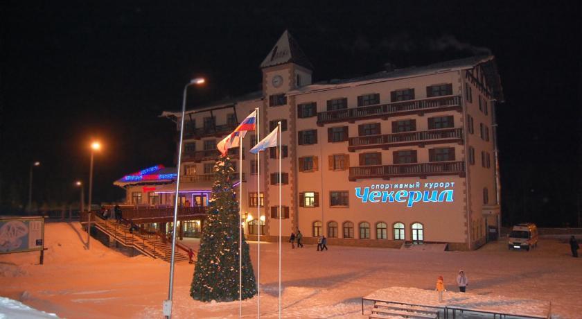 Pogostite.ru - ЧЕКЕРИЛ Спорт Курорт отель   деревня Александрово   13 км от Ижевска #5