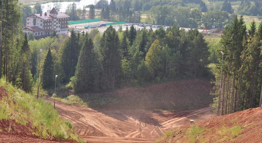 Pogostite.ru - ЧЕКЕРИЛ Спорт Курорт отель   деревня Александрово   13 км от Ижевска #9
