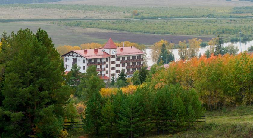 Pogostite.ru - ЧЕКЕРИЛ Спорт Курорт отель   деревня Александрово   13 км от Ижевска #6