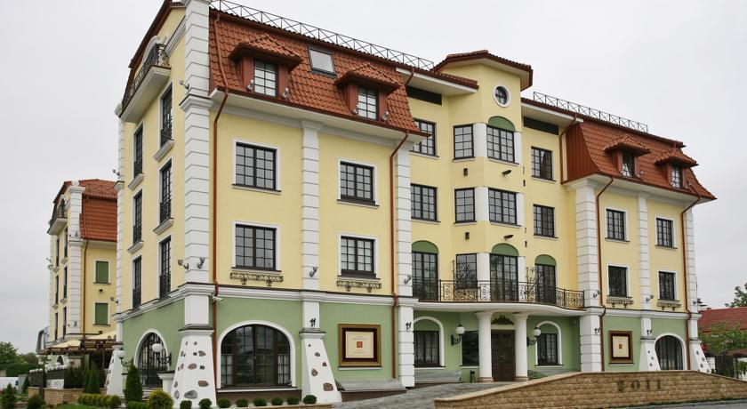Pogostite.ru - HERMITAGE HOTEL ЭРМИТАЖ ОТЕЛЬ (Белоруссия, г. Брест) #2