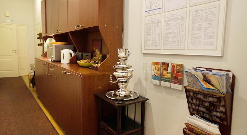 Pogostite.ru - АБАЖУР НА НЕВСКОМ | м. Адмиралатейская | Эконом | с завтраком #6