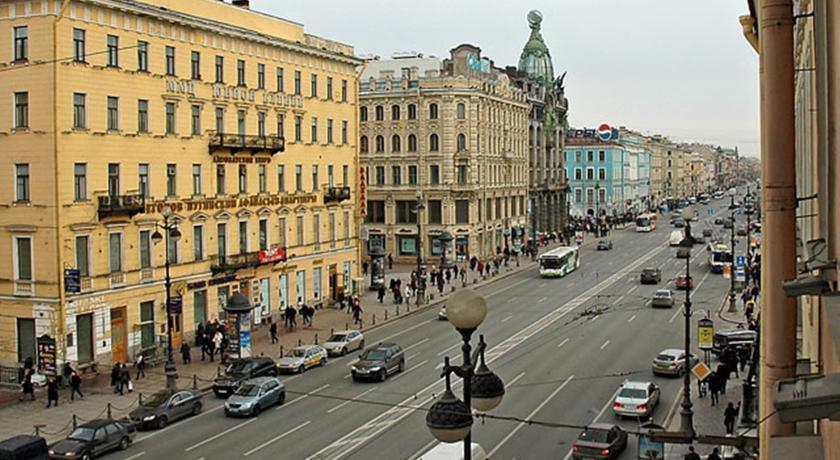 Pogostite.ru - АБАЖУР НА НЕВСКОМ | м. Адмиралатейская | Эконом | с завтраком #4