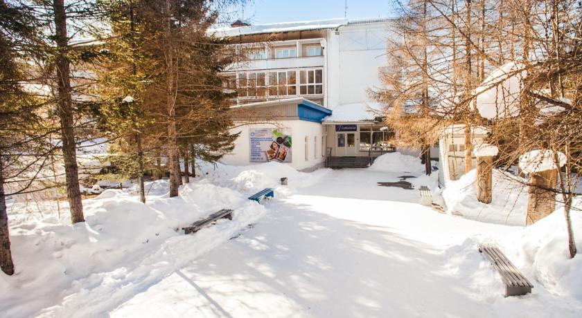 Pogostite.ru - СОБОЛИНАЯ (г. Байкальск, курорт Соболиная гора) #1
