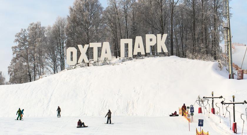 Pogostite.ru - ОХТА ПАРК (Ленинградская область, деревня Сярьги) #4