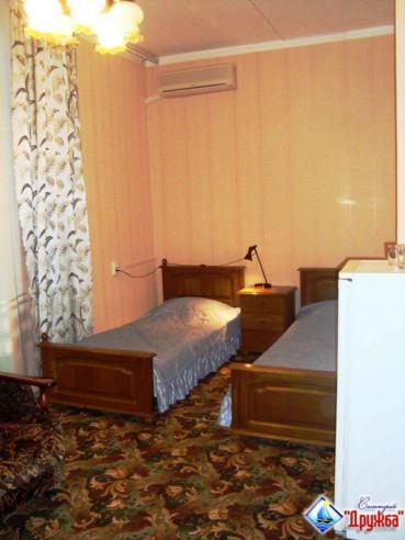 Pogostite.ru - ДРУЖБА санаторий (город Геленджик, на набережной) #15