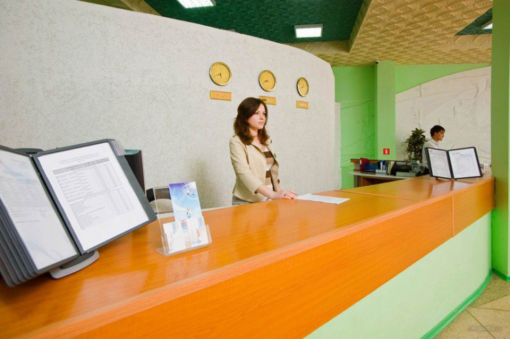 Pogostite.ru - ДРУЖБА санаторий (город Геленджик, на набережной) #7