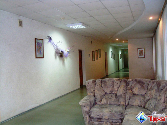Pogostite.ru - ДРУЖБА санаторий (город Геленджик, на набережной) #9
