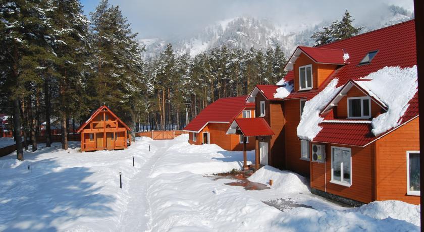 Pogostite.ru - МАНЖЕРОК (г. Манжерок, 4 км от горнолыжного курорта) #2