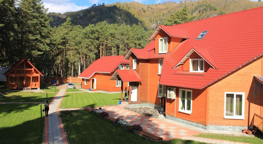 Pogostite.ru - МАНЖЕРОК (г. Манжерок, 4 км от горнолыжного курорта) #3
