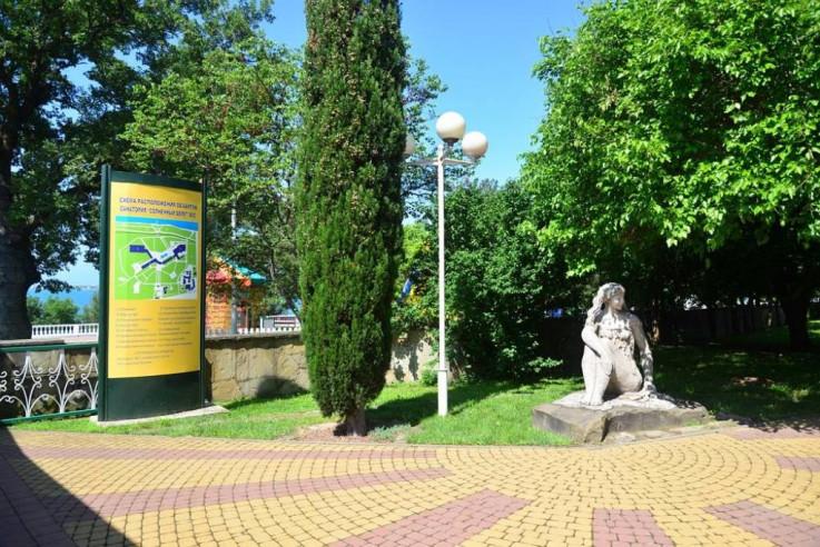 Pogostite.ru - СОЛНЕЧНЫЙ БЕРЕГ САНАТОРИЙ | г. Геленджик | Санаторно-курортное лечение #26