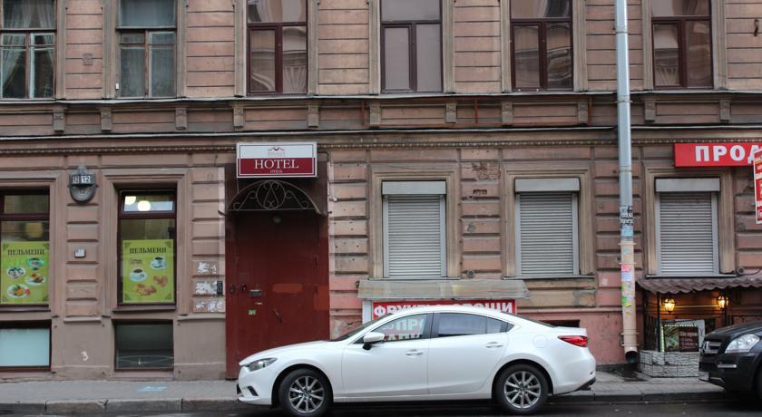 Pogostite.ru - РИНАЛЬДИ ПОЭТИЧЕСКИЙ ОТЕЛЬ | м. Площадь Восстания #1
