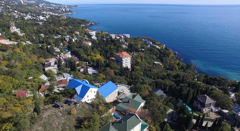 Pogostite.ru - Форест (г. Алупка, в 5 минутах от побережья Черного моря) #1