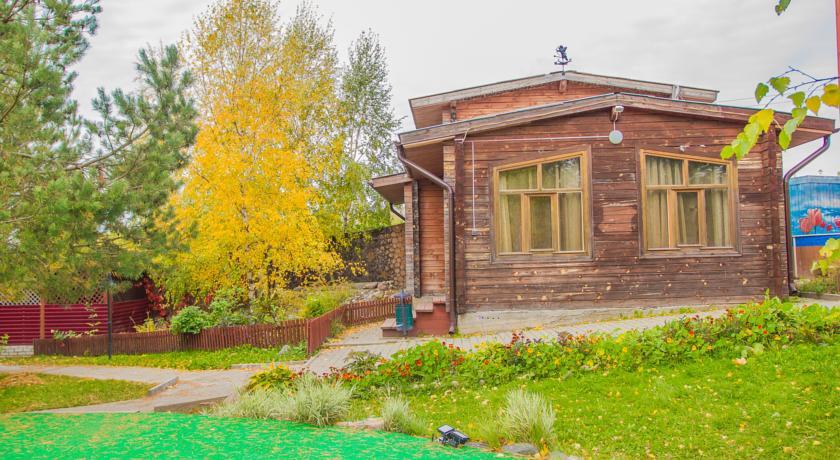 Pogostite.ru - ИЗГИБ (поселок Дубки, горнолыжный комплекс Изгиб) #3