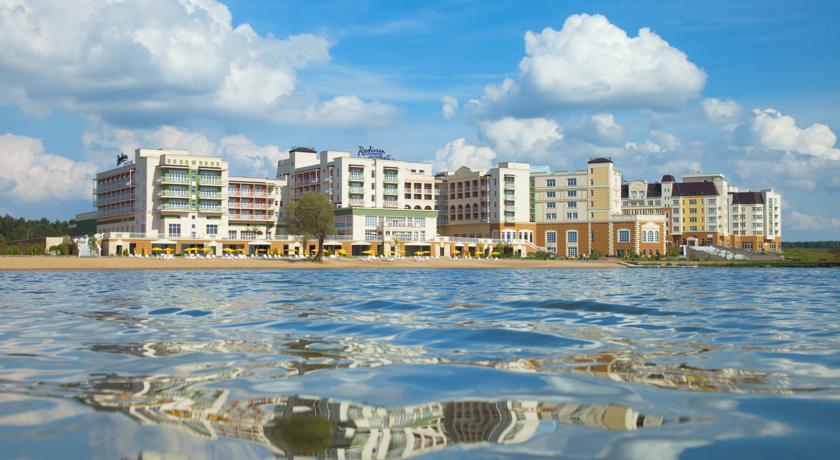 Pogostite.ru - RADISSON RESORT ZAVIDOVO | пляж | детский клуб | бассейн #43