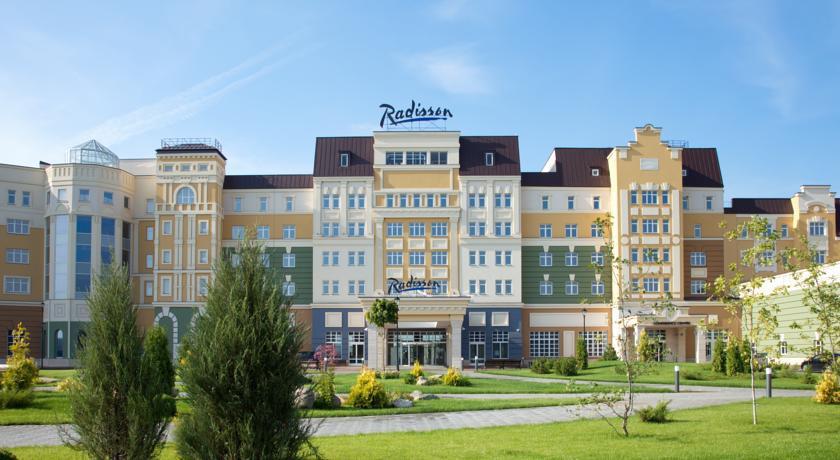 Pogostite.ru - RADISSON RESORT ZAVIDOVO | пляж | детский клуб | бассейн #1