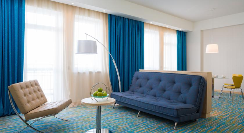 Pogostite.ru - Ривьера Sunrise Спа отель (г. Алушта, центр города) #22