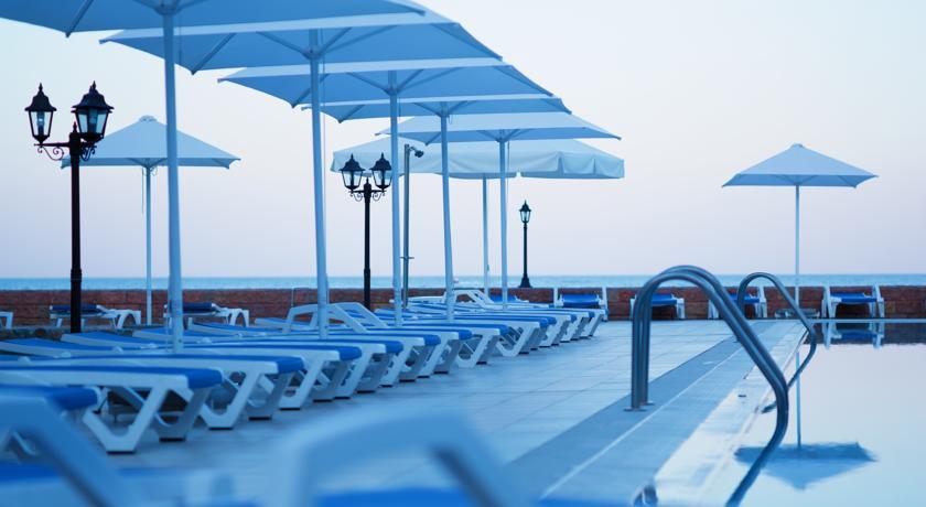 Pogostite.ru - Ривьера Sunrise Спа отель (г. Алушта, центр города) #5