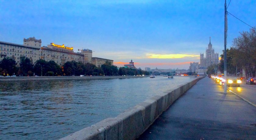 Pogostite.ru - MOSCOW RIVER | м. Таганская #3