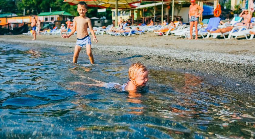 Pogostite.ru - Демерджи пансионат с лечением | г. Алушта | собственный пляж | детская площадка и меню #11