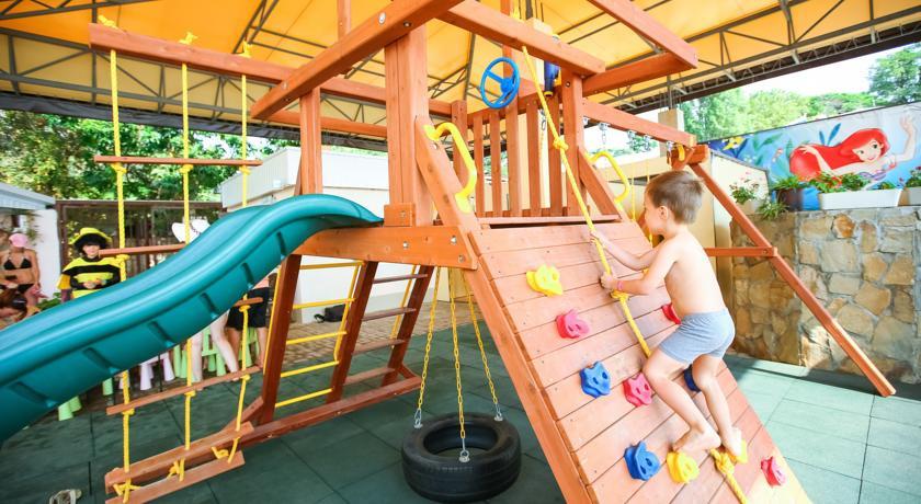 Pogostite.ru - Демерджи пансионат с лечением | г. Алушта | собственный пляж | детская площадка и меню #6