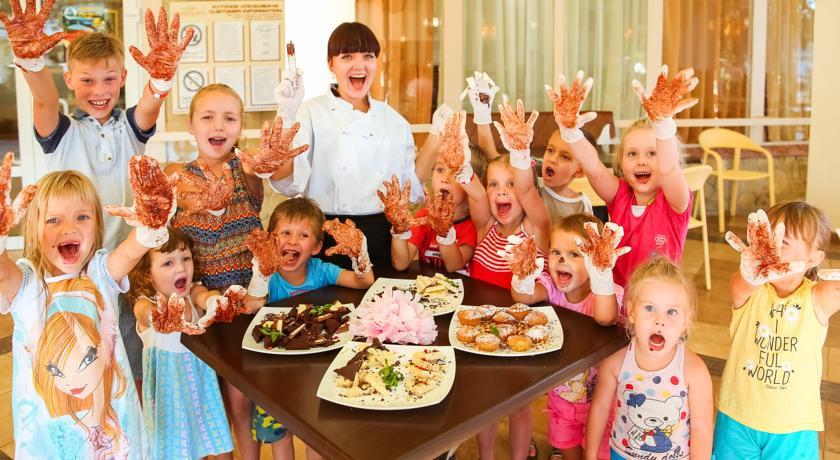 Pogostite.ru - Демерджи пансионат с лечением | г. Алушта | собственный пляж | детская площадка и меню #30