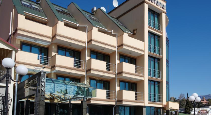 Pogostite.ru - Агора Спа отель | г. Алушта | парковка | пляж | в 100 метрах от моря #2