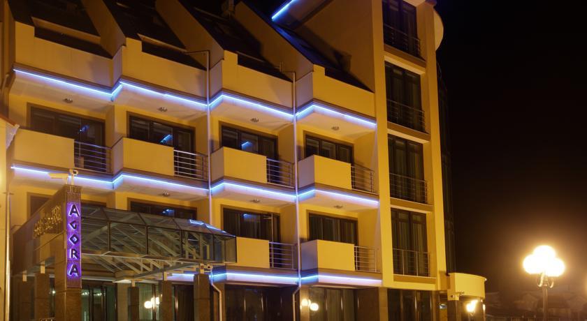 Pogostite.ru - Агора Спа отель | г. Алушта | парковка | пляж | в 100 метрах от моря #3