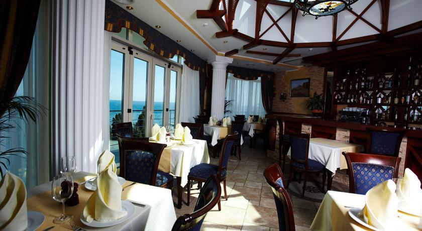 Pogostite.ru - Агора Спа отель | г. Алушта | парковка | пляж | в 100 метрах от моря #9
