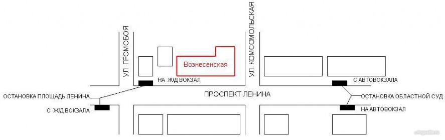 Pogostite.ru - ВОЗНЕСЕНСКАЯ б. Советская | в центре | парковка | интернет #2