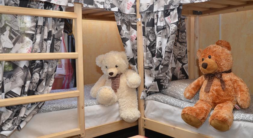 Pogostite.ru - ТЕДДИ Хостел - TEDDY Hostel #22