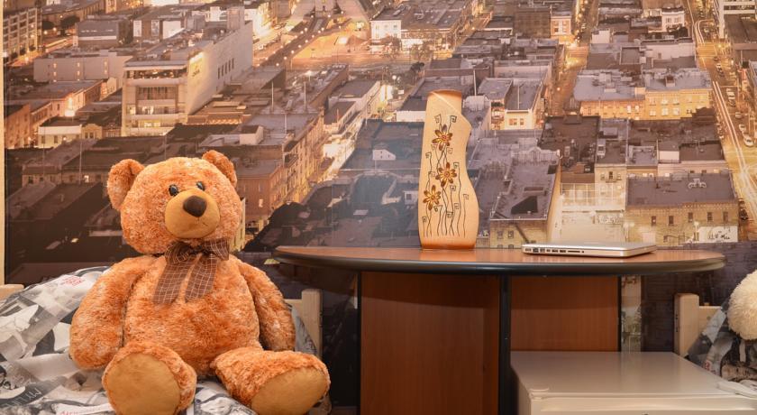 Pogostite.ru - ТЕДДИ - TEDDY ХОСТЕЛ | м. Маяковская | Юридическая Академия #27