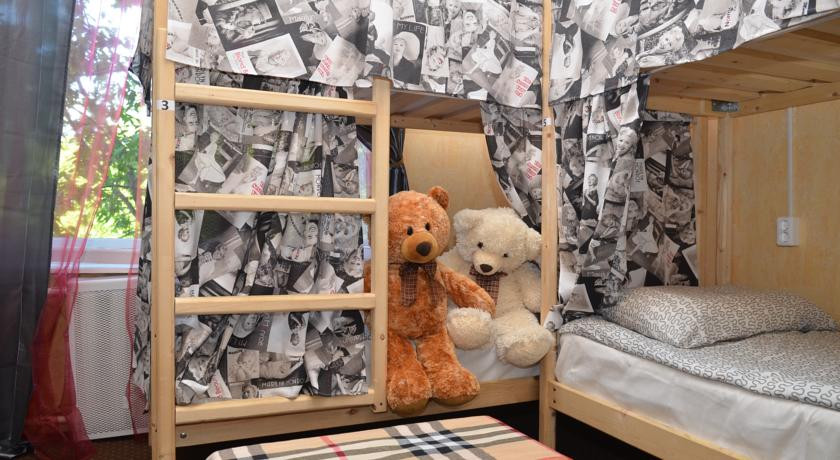 Pogostite.ru - ТЕДДИ - TEDDY ХОСТЕЛ | м. Маяковская | Юридическая Академия #22