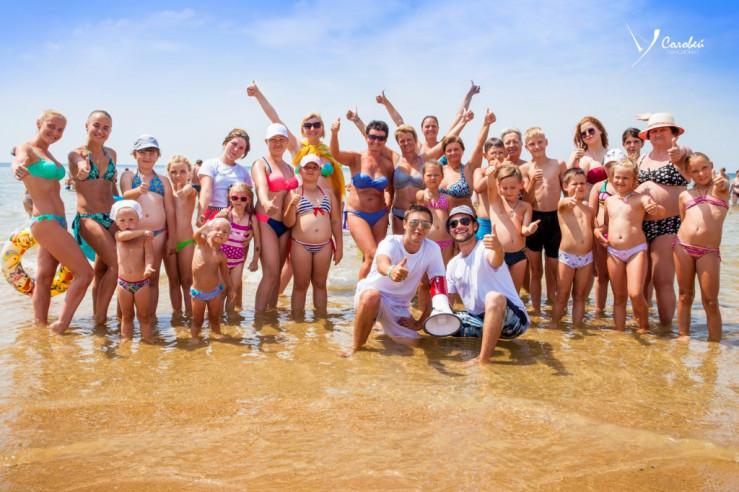 Pogostite.ru - Соловей Пансионат (cобственный песочный пляж | детская площадка) #24