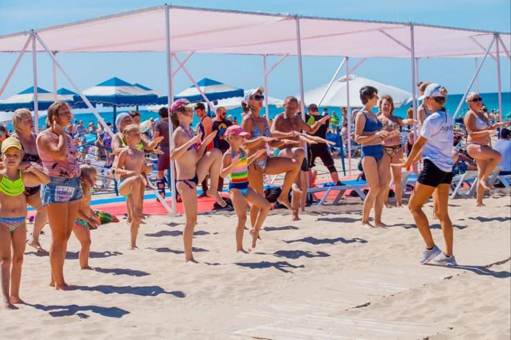 Pogostite.ru - Соловей Пансионат (cобственный песочный пляж | детская площадка) #3
