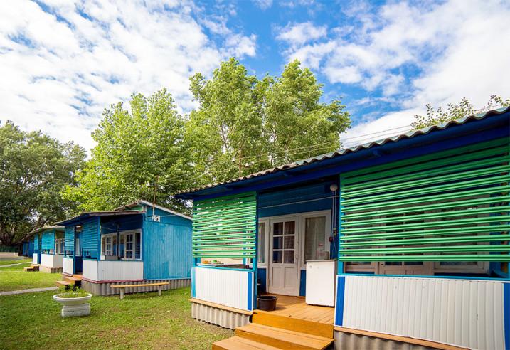 Pogostite.ru - БЕЛЫЙ ЛЕБЕДЬ БАЗА ОТДЫХА | п. Джемете | 1-я линия | дети бесплатно до 5 лет | бассейн #22
