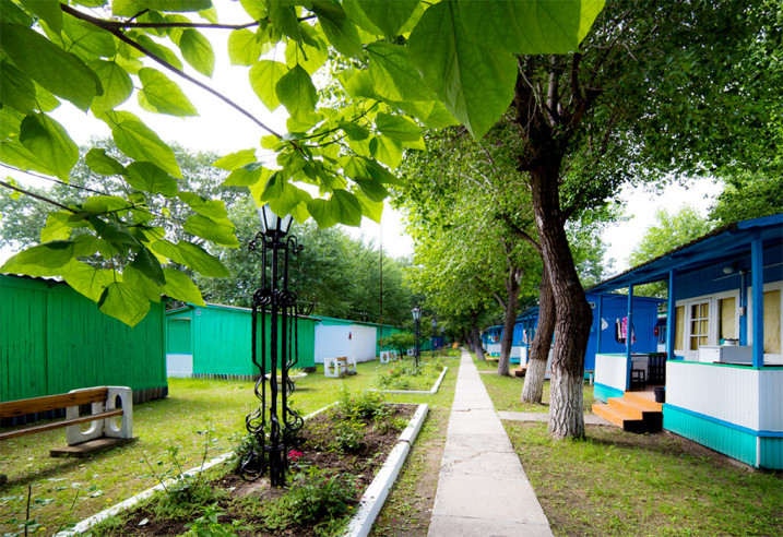 Pogostite.ru - БЕЛЫЙ ЛЕБЕДЬ БАЗА ОТДЫХА | п. Джемете | 1-я линия | дети бесплатно до 5 лет | бассейн #19