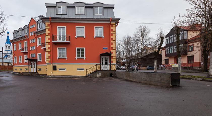 Pogostite.ru - ГАТЧИНА ОТЕЛЬ | г. Гатчина | рядом Приоратский дворец | парковка #40