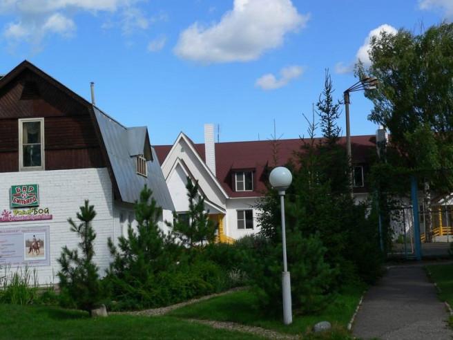 Pogostite.ru - МАЛИНКИ КЛАБ-ОТЕЛЬ (г. Иваново, 6 км от центра) #2
