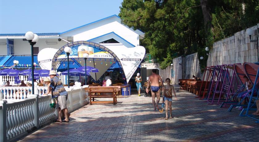 Pogostite.ru - БЕЛЫЕ НОЧИ ГОСТИНИЦА (поселок Дагомыс, 50 м от побережья) #11