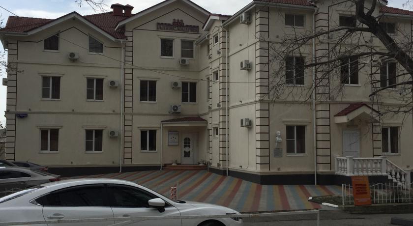 Pogostite.ru - АЛЕКСАНДРИЯ | г. Геленджик | 1 линия | парковка #1