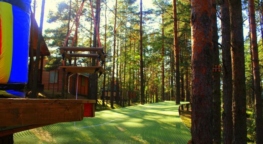 Pogostite.ru - НЕССИ - КОТТЕДЖИ В АРЕНДУ | г. Сестрорецк | гольф | баня | детская площадка #24