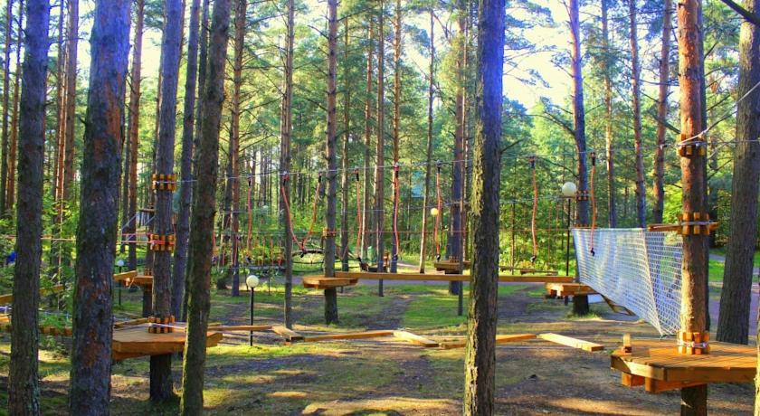 Pogostite.ru - НЕССИ - КОТТЕДЖИ В АРЕНДУ | г. Сестрорецк | гольф | баня | детская площадка #25