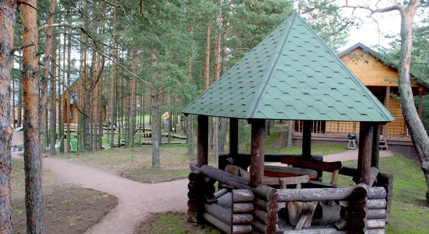 Pogostite.ru - НЕССИ - КОТТЕДЖИ В АРЕНДУ | г. Сестрорецк | гольф | баня | детская площадка #29