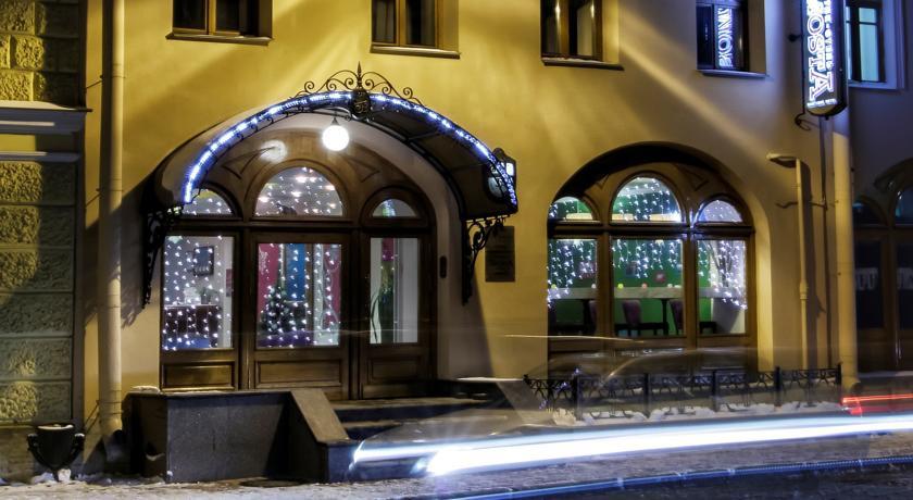 Pogostite.ru - Бутик-отель Три МостА (г. Санкт-Петербург, возле реки Нева) #1