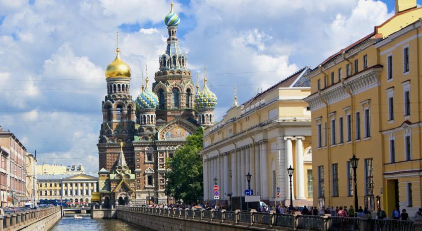 Pogostite.ru - Индиго (г. Санкт-Петербург, возле реки Нева) #40