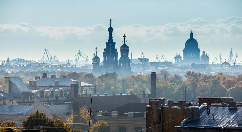 Pogostite.ru - Индиго (г. Санкт-Петербург, возле реки Нева) #43
