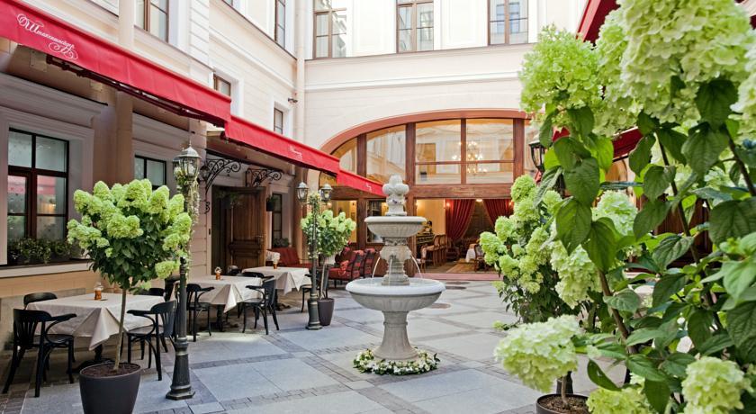 Pogostite.ru - Екатерина (г. Санкт-Петербург, возле Мраморного дворца) #1